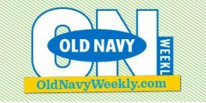Old Navy Weekly button