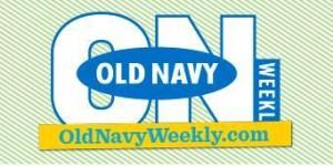 Old Navy Weekly Hidden Coupons
