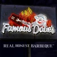 famous daves coupon