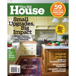This Old House Magazine Deal