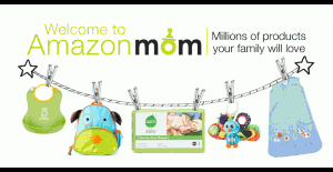 Amazon mom 300x155 Amazon Mom: 3 FREE months of 2 day shipping from Amazon + exclusive discounts!
