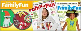 family fun FREE Family Fun Magazine subscription!
