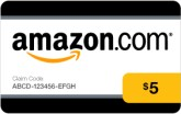 amazon 5 gift card Amazon gift card winner + NEW Amazon gift card giveaway!
