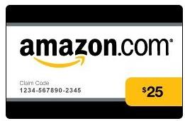 $25 Amazon gift card giveaway - Coupons and Freebies Mom
