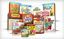 General Mills coupons $20 for a General Mills Sampler Pack + Coupon Book + FREE SHIPPING {$40 value}!