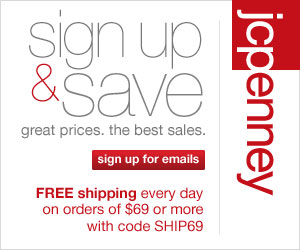 Jc penney JC Penney $10 off $10 coupons!