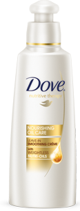Dove Hair Care Dove Nourishing Oil Cream FREE samples!