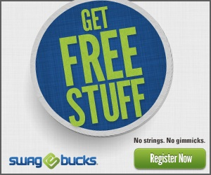 swagbucks FREE Swag Bucks Code September 9