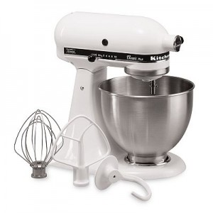 kitchenaid mixer 300x300 Kohls Kitchenaid Classic 4.5 quart Mixer $88   $100 after rebate & Kohls cash!