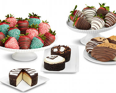 Sharis berries Only $5 for $30 worth of Sharis Berries {gourmet chocolates, dipped berries, cakes, candies with holiday delivery}