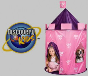 Discovery Kids Tent  sc 1 st  Coupons and Freebies Mom & FREE Discovery Kids Play Tent + Free shipping u0026 free Sterling ...