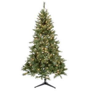 Wesley Pine Christmas Tree