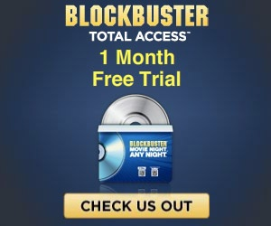 Blockbuster 1 month free trial FREE! Blockbuster: 1 month of free movies & games {online & via mail}!