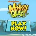 FREE Nickelodeon Kids game: Monkeyquest