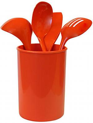 5 piece utensil set