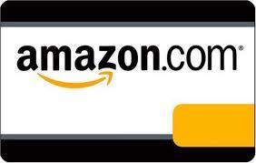 blank amazon gift card