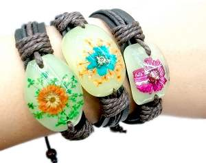sunshine bracelet Free Bohemian Fantasy Flower Bracelets {$60 value} + FREE shipping (& free $10 credit)!