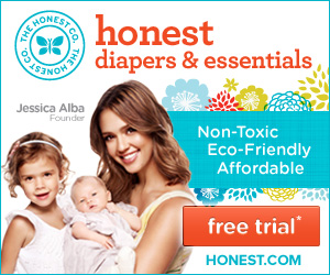 honest diapers free trial FREE Trial of Diapers, Wipes or Laundry Soap & Household Cleaners (just $5.95 shipped)!