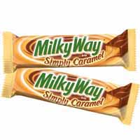 2 FREE Milky Way Candy Bars!