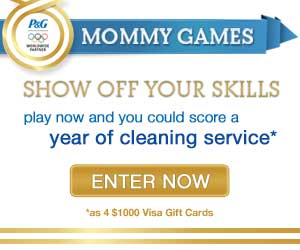 mommy games P&G Mommy Games