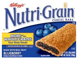 nutrigrainbars Kelloggs NutriGrain Bars Only $0.94!