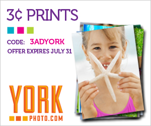 40 FREE photo prints {perfect for holiday + summer fun photos}!
