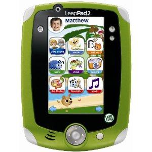 Leap Pad Explorer 2 Green + Pink in stock {buy now, you may not find any at Christmas}!