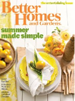 betterhomes2 Better Homes and Gardens 1 Year Subscription only $5