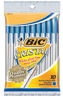 bicpens New Bic Printable Coupons + FREE at Walgreens