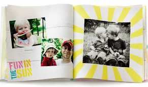 shutterfly custom photo book FREE 8x8 Customized Shutterfly Photo Book ($30 value)!