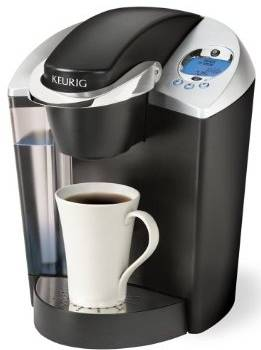 Keurig Special Edition Gourmet Brewer Giveaway!