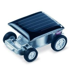 solarpower PRICE DROP! Solar Powered Car $1.85 SHIPPED (orig. $25.99)