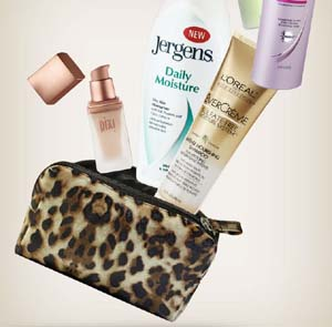FREE Target Beauty Bag with FREE samples is back!