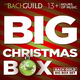 Big Christmas Box MP3 album *HOT* 284 Christmas MP3s for only 99 cents {13 hours of music}!