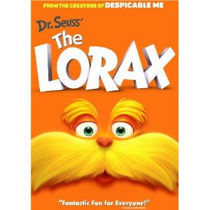 Dr Seuss Lorax Dr Seuss The Lorax Movie only $3.99!