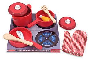 melissa and doug bake set FREE $15 credit {items start at $7: kids toys, gift items, kitchen items}!