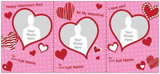 Valentine 3 Pack