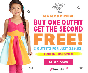 Fab Kids special