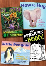 amazon local kids books FREE Amazon Voucher to get popular kids books for only $1!
