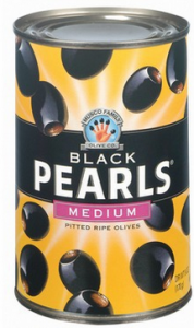 Black Olives 178x300 Black Pearl Olives Only $0.59 at Target!