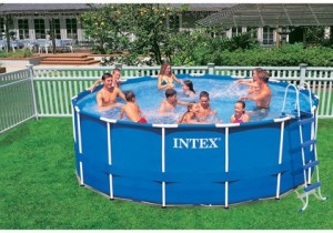 Walmart Intex 15 X 48 Metal Frame Swimming Pool Only 199 Shipped Coupons And Freebies Mom