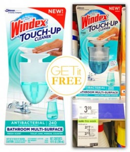 Krazy coupon lady windex touch up