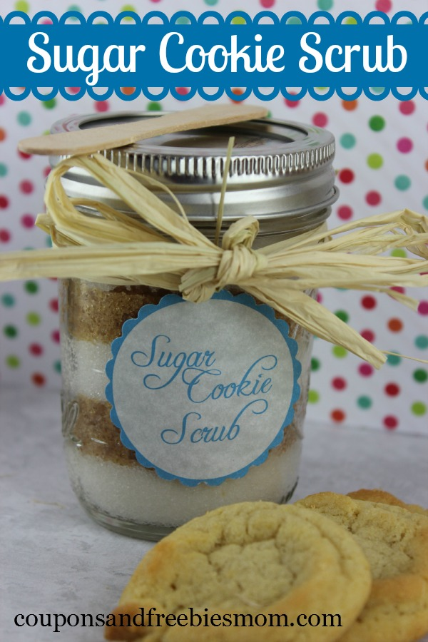 Sugar Cookie Scrub Sugar Cookie Scrub