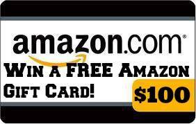 win free 100 amazon gift card