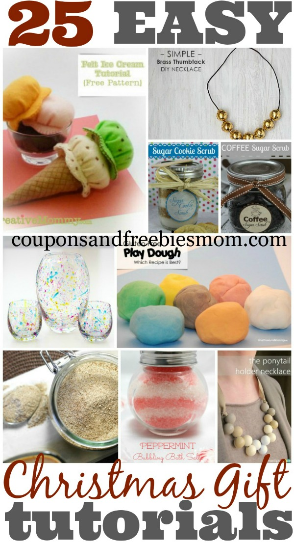 25 homemade christmas gifts coupons and freebies mom Christmas ideas for your mom