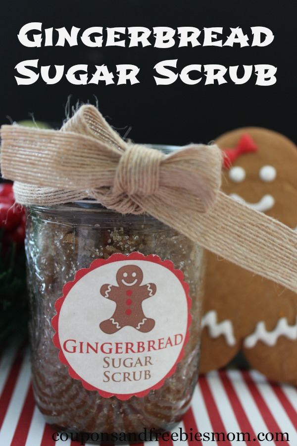 Diy archives page 4 of 26 coupons and freebies mom homemade gingerbread sugar scrub solutioingenieria Choice Image