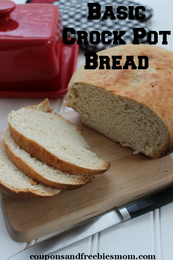 Simple Crock Pot Bread - Coupons and Freebies Mom
