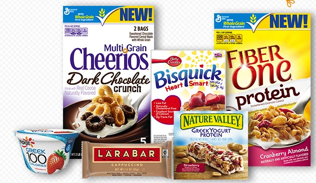 general mills freebies Free Full size Food Samples from General Mills!