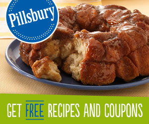 pillsbury Free Full Size Samples from Pillsbury!
