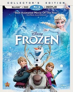 Frozen Blu Ray 237x300 Frozen Blu Ray 2 Disc Combo Pack Only $19.99 On Pre Order!